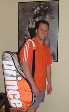 Knollis Prince Tennistasche