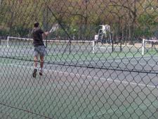 Tennis im Park de Luxembourg_1