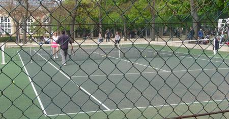 Tennis im Park de Luxembourg_3