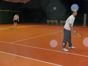 Tennishalle Oberaudorf