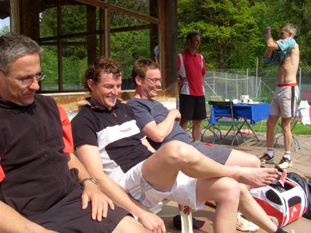 Herren 40 Brannenburg, Herren 30 Flintsbach Tennis
