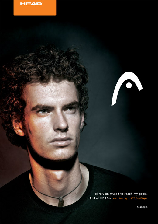 Andy Murray, HEAD Radical