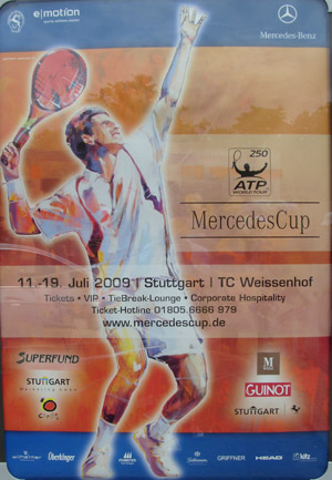 Mercedes Cup, Stuttgart (ATP 250er Turnier)
