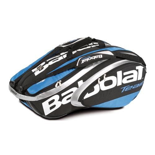 Babolat Team Racketbag blau 12er