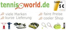 Tennis-World.de, Einkaufsgutscheine